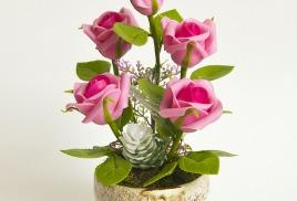 Керамическая флористика. Что понадобится для создания цветов